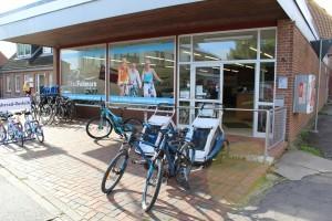 Unser Geschäft in Landkirchen