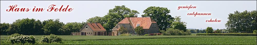 Titelbild Haus im Felde