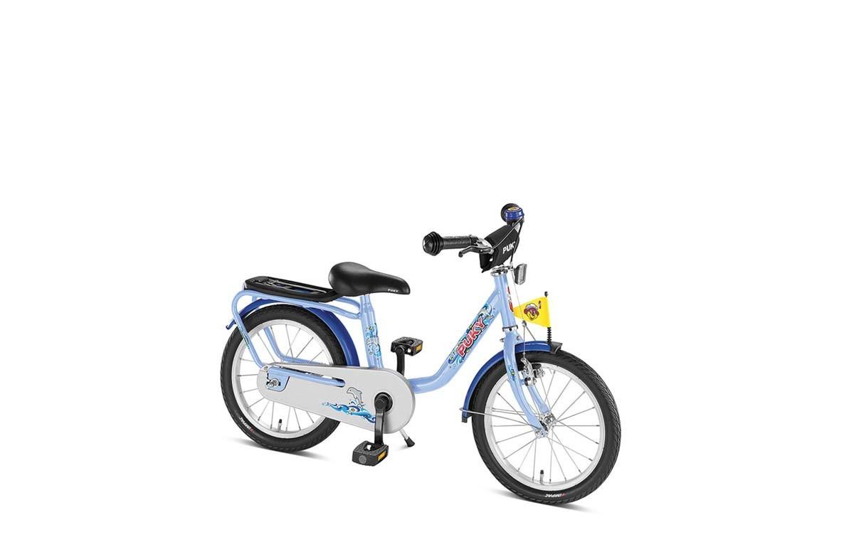 """Puky Z6 - Das robuste 16"""" in der Farbe Ocean-Blau für Jungs"""